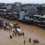 Deli Serdang Diterjang Banjir Kawasan Sunggal Tenggelam