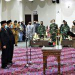 Ketua DPRD Kepri Jumaga Nadeak Pimpin Paripurna Pelantikan PAW Anggota DPRD Kepri