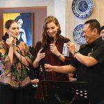 Gandeng Tina Bule dan Anna Bule,Bamsoet Undi Give Away Bamsoet Channel Putaran Ke-13