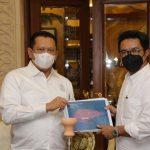 Ketua MPR RI Bambang Soesatyo DukungKomjen Pol Listyo Sigit Prabowo Calon Tunggal Kapolri