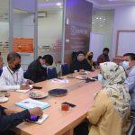 Komisi II DPRD Kepri  Lakukan Pertemuan Dengan BRI Cabang Tanjungpinang, Ini Yang Dibahas