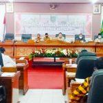 DPRD Natuna Gelar Rapat Paripurna Penetapan Kepala Daerah Terpilih Pemilukada 2020