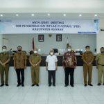 Bupati Asahan Surya Dukung Program Elektronifikasi di Pemkab Asahan