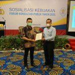 Polres Asahan Raih Penghargaan Pelayanan Publik Terbaik Dari Kemenpan RI