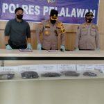 Polres Pelalawan Tangkap Pelaku Pembunuhan Gadis Remaja di Kabupaten Pelalawan