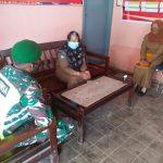 Babinsa di Natuna Terapkan Komsos Dengan Masyarakat