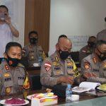 Polda Kepri Dukung Pembangunan PT. BAI di Bintan
