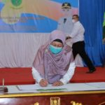 Tutup Pelaksanaan Musrenbang, Ngesti Berharap RKPD Natuna 2022 Rujukan Kebijakan Angggaran