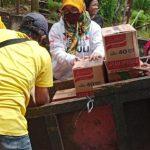 Bamsoet Bersama Gerak BS Bantu Korban Banjir Jakarta Selatan