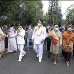 Pemkab Asahan Bersama Masyarakat Gelar Syukuran Pelantikan Bupati Dan Wakil Bupati Asahan