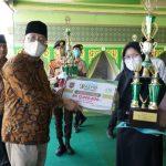 Penutupan Festival Seni Nasyid Tingkat Kabupaten Asahan Tahun 2021