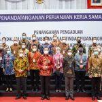 KPK dan 27 BUMN Sepakat Kerja Sama Berantas Korupsi dengan Whistle-Blowing System Terintegrasi