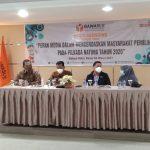 Bawaslu Kepri  : Natuna Tertinggi Partisipasi Pilkada 2020 se Kepri