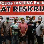 Bobol Rumah Warga, RS Diamankan Polsek Tanjungbalai dan Sat Reskrim Polres Tanjungbalai