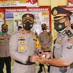Kapolres Tanjungbalai Pimpin Sertijab Kapolsek Tanjungbalai Selatan