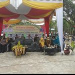Bupati Asahan Resmikan Desa Taman Sari Kampung Tangguh Berbasis Mikro
