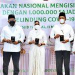 Ketua MPR RI Bamsoet DukungGerakan Satu Juta Sajadah