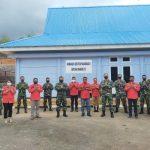 Silaturahmi, Dansatrad 213 Puji Kinerja Pemuda Batak Bersatu  PAC Teluk Sebong