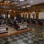 DPRD Asahan Gelar Paripurna  Hari Jadi Kabupaten Asahan ke 75 Dilaksanakan Secara Sederhana