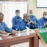 Bupati Asahan Buka Forum OPD Kabupaten Asahan Tahun 2021