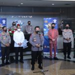 Kapolri Resmi Resmikan Pembukaan Program Etle Nasional Tahap I, 12 Polda Terapkan Tilang Elektronik