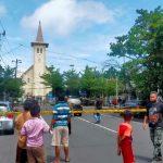 Ledakan Bom Bunuh di Makasar, Tubuh Manusia Berserakan