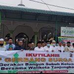 Pemkot Tanjungbalai Programkan Sholat Subuh, Kali ini di Masjid Syuhada 45