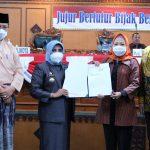 Usai Paripurna, Rahma Serahkan Nama Calon Wakil Walikota ke DPRD Tanjungpinang