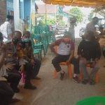 Istri Mantan Wakil Walikota Tanjungbalai Tutup Usia, Kapolres Tanjungbalai Sambangi Rumah Duka