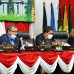 DPRD Kepri Gelar Rapat Paripurna Pembukaan Masa Sidang I Tahun 2021