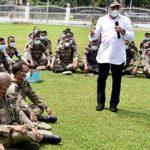 Gubernur Edy Ramayadi Minta Satpol Untuk Tangguh Mengawal Gubsu Dalam Tugas Dan Penegakan Perda