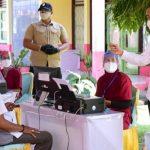 Kunker Jokowi Selain Meresmikan Bandar Udara Juga Pastikan Pendistribusian Vaksin Merata