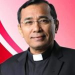 Pimpinan Gereja HKBP Ephorus Pdt Dr Robinson Butarbutar Sampaikan Duka Cita Memdalam Korban Ledakan di Makasar