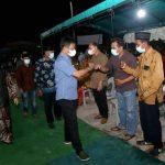 Hadiri Pengukuhan RT/RW Kelurahan Bengkong Indah, Rudi Ajak RT/RW Bangun Kota Batam