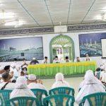 WalikotaTanjungbalai Berangkatkan 150 Calon Jamaah Haji Ikut Bimbingan Manasik Haji