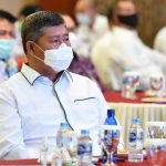 Bupati Anambas Abdul Haris Hadiri Rakor Pencegahan Korupsi Bersama Kepala Daerah Se Kepri dan KPK