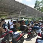 Bupati Zahir Serahkan 16 Unit Motor Bagi Koordinator Tenaga Pengajar