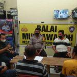 Balai Musyawaroh Polres Tanjungbalai Dukung Program 100 Hari Kerja Kapolri