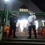 St.Agustinus dan GKPS Gloria Haranggaol Gelar Ibadah Kamis Putih di Kawal Petugas Kepolisian