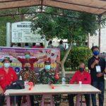 Perayaan Ibadah Jumat Agung Paroki MBPA , PAC PBB Kecamatan Sagulung Turut Serta Menjaga Keamanan