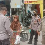 Gelar Operasi Yustisi Penegakan Prokes, Pol PP Asahan Bekerjasama Polres Asahan