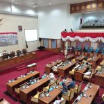 DPRD Kota Batam Gelar Rapat Paripurna, Pansus Laporkan Pencabutan 5 Perda