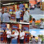 Gubernur Sumut Edy Rahmayadi Berikan 500.000 Masker Untuk Sekolah di Batu Bara