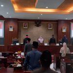 Galery Photo : Rapat Paripurna DPRD Anambas Tentang Rekomendasi LKPJ Bupati Anambas