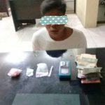 Pemilik Narkotika Jenis Sabu 16,75 gram Diamankan Sat Res Narkoba Polres Tanjungbalai