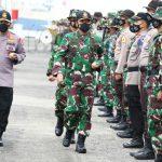 Kapolri dan Panglima TNI Buka Latsitarda Nusantara Ke-41