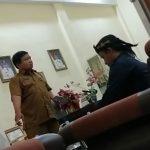 Ketua DPD IPJI Diduga Dapat Perlakuan Tak Menyenangkan Dari Plt. Dinas Ketahanan Pangan