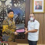Peralihan Aset Eks Otorita Asahan Ke Batu Bara, Bupati Zahir Audiensi Dengan Menteri Koordinator Bidang Perekonomian