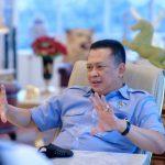 Ketua MPR RI Bamsoet Desak Kepolisian Segera Proses Joseph Paul Zhang