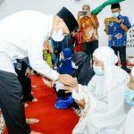 Safari Ramadhan Bupati Asahan di Desa Ofa Padang Mahondang